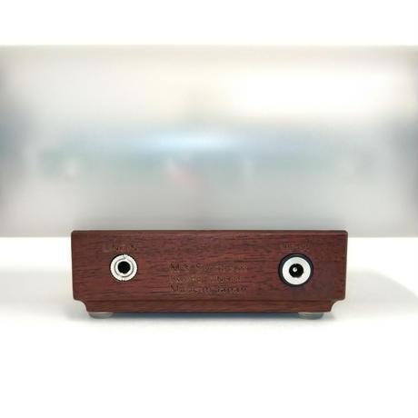 アンプ内蔵型波動スピーカー Kagee
