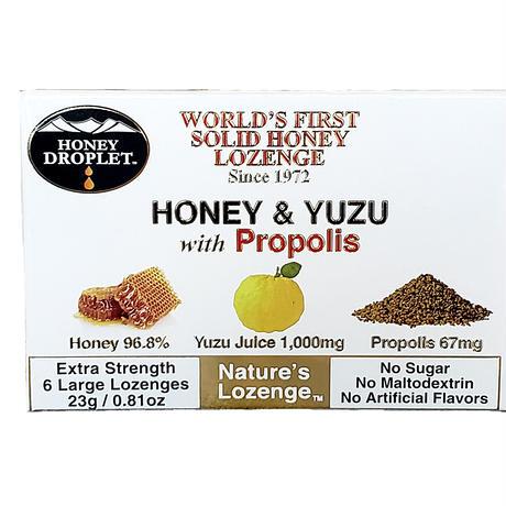 HONEY & YUZU DROPLET