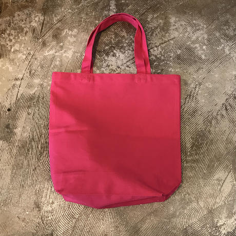 "MOUTAKUSANDA!!! ""TOTE BAG""(ピンク)"