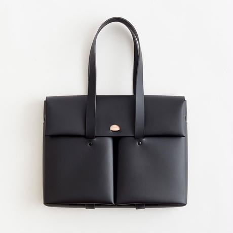 "irose ""seamless DOCUMENT BAG"" (ブラック)"