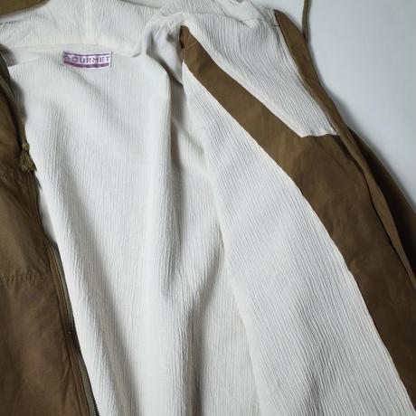 """■お問い合わせ■gourmet  jeans """"ZIP PARKA"""" (ブラウン)"""