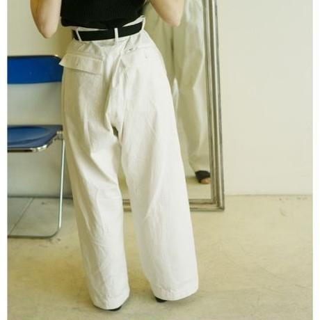 """■お問い合わせ商品■ gourmet  jeans """"ふatg"""" (ホワイト)"""