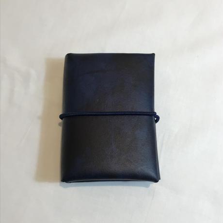 "irose ""seamless mini wallet"" / イロセ ""シームレスミニウォレット"" (インディゴ)"