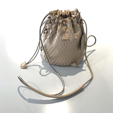 "irose ""net bucket bag mini"" (ヌード)"