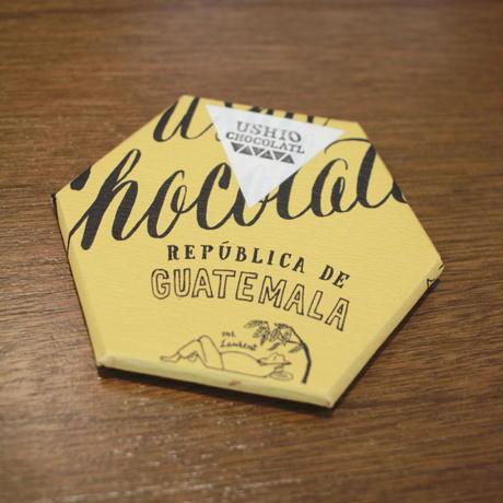 """USHIO CHOCOLATL """"グアテマラ"""""""