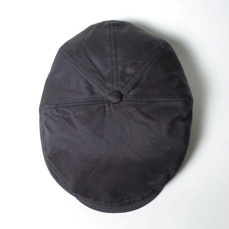 """bocodeco """"Cotton Hunting Cap"""" / ボコデコ""""コットンハンチング"""" (ブラック)"""