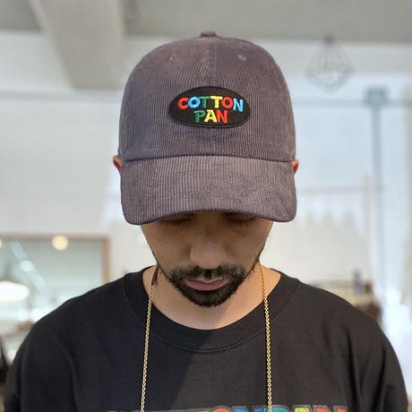 """COTTON PAN """"LOGO CAP"""" / コットンパン """"ロゴキャップ"""" (グレー)"""