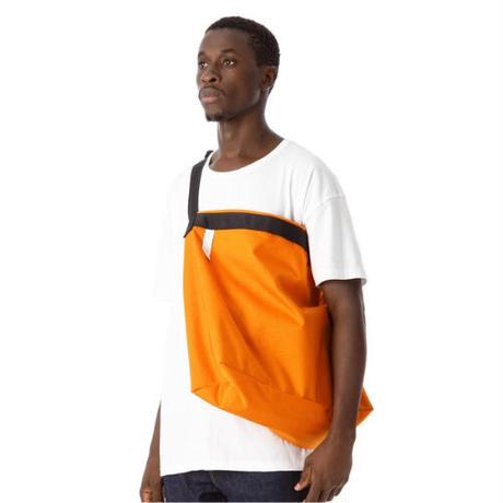 "SANDINISTA ""Cordura Nylon Draper's Shoulder Bag / サンディニスタ ""コーデュラナイロンショルダーバッグ"" (オレンジ)"