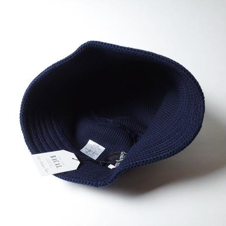 """RACAL """"Knit Bucket Hat"""" / ラカル""""ニットバケットハット"""" (ネイビー)"""