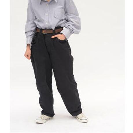 """■お問い合わせ商品■ gourmet jeans """"FLETCHER"""" (ブラック)"""