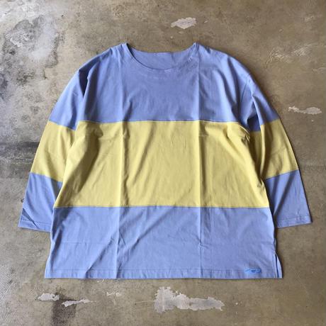 """■お問い合わせ商品■ gourmet  jeans """"BORDER L/S""""(SAX)"""