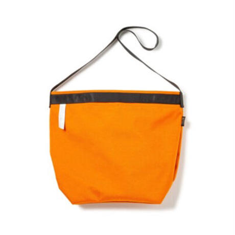 "SANDINISTA ""Cordura Nylon Daily Shoulder Bag / サンディニスタ ""コーデュラナイロンショルダーバッグ"" (オレンジ)"