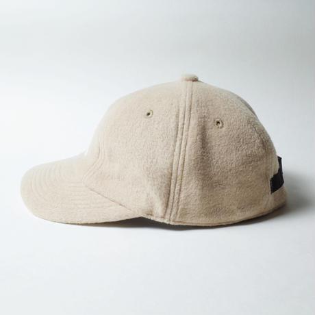 """RACAL """"Wappen Fleece Cap"""" / ラカル""""ワッペンフリースキャップ"""" (ベージュ)"""