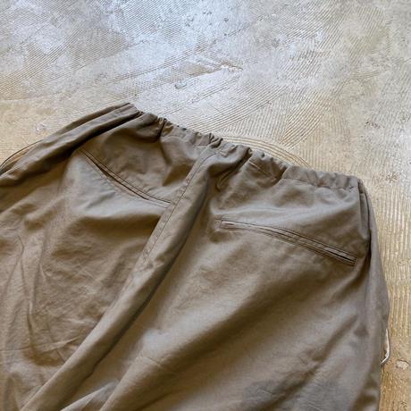 """■お問い合わせ商品■ Marvine Pontiak Shirt Makers """"Pajama Pants"""" (オリーブ)"""