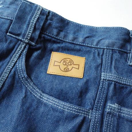 """■お問い合わせ商品■ gourmet  jeans """"LOCK STITCH""""(インディゴ)"""