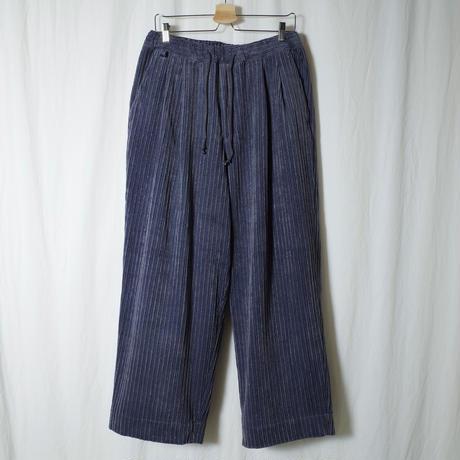"""HEALTH """"Easy Pants #4"""" / ヘルス """"ワイドイージーパンツ"""" (グレーパープル)"""