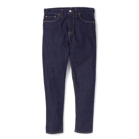 "SANDINISTA ""B.C. Stretch Denim Pants - Tapered"" (インディゴ)"