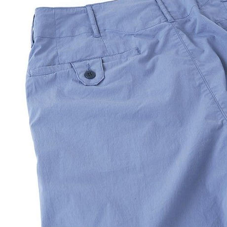 "Sandinista ""Packable Wide Stretch Short Pants""(ライトブルー)"