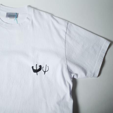 "Neweye ""植物Tee"" / ニューアイ ""植物Tシャツ"" (ホワイト )"