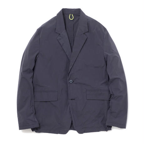 "SANDINISTA ""Autumn Stretch Jacket"" / サンディニスタ ""セットアップストレッチジャケット"" (ネイビー)"