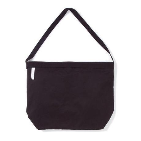 """Sandinista """"Chino Draper's Shoulder Bag """"  /サンディニスタ""""チノドレーパーズショルダーバッグ""""(ブラック)"""