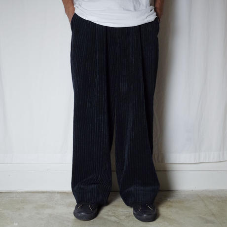"""HEALTH """"Easy Pants #4"""" / ヘルス """"ワイドイージーパンツ"""" (ブラック)"""