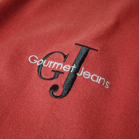 """■お問い合わせ商品■ gourmet  jeans """"スキッパーポロ""""(オレンジ)"""