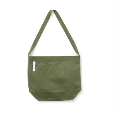 "SANDINISTA ""Chino Daily Shoulder Bag / サンディニスタ ""チノショルダーバッグ"" (オリーブ)"