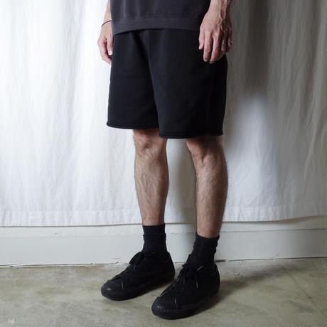"""crepuscule """"SHORT PANTS"""" / クレプスキュール """"ショートパンツ"""" (ブラック)"""
