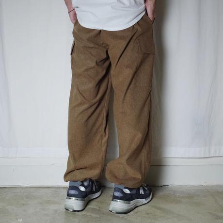 """HEALTH """"Easy Pants #7"""" / ヘルス """"イージーカーゴパンツ"""" (ブラウン)"""