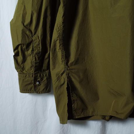 """■お問い合わせ商品■ Marvine Pontiak Shirt Makers """"Open Collar SH"""" (カーキ)"""
