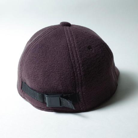 """RACAL """"Wappen Fleece Cap"""" / ラカル""""ワッペンフリースキャップ"""" (ブラウン)"""