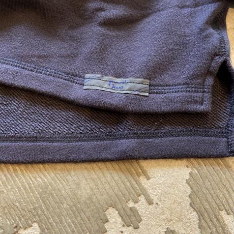 """■お問い合わせ商品■ gourmet  jeans """"ヘンリーネックスウェット""""(チャコール )"""