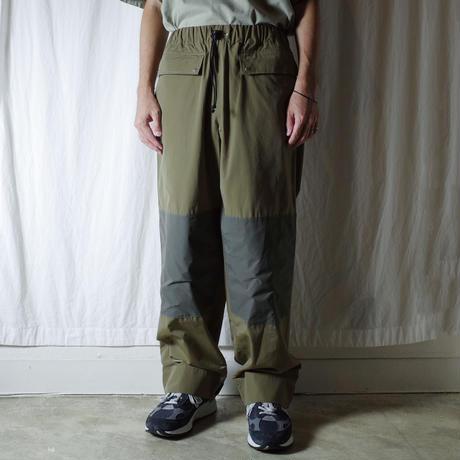 "Neweye ""Out Pants"" / ニューアイ ""アウトパンツ""(カーキ)"