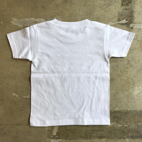 MOUTAKUSANDA!!! KIDS Tee (ホワイト)