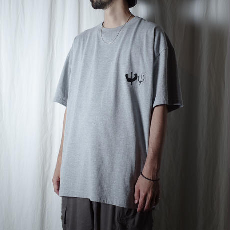 "Neweye ""植物Tee"" / ニューアイ ""植物Tシャツ"" (グレー )"