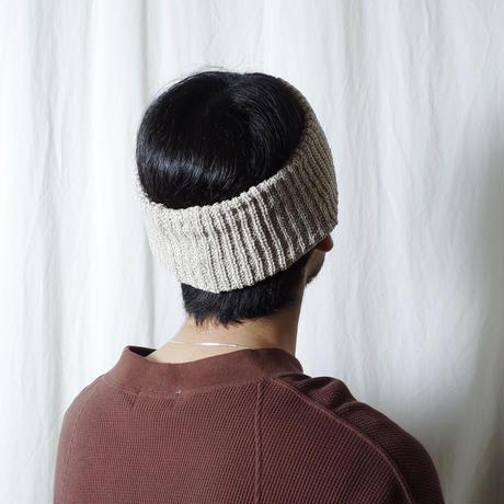 "RACAL ""Washi HairBand"" / ラカル""和紙ヘアバンド"" (ライトベージュ)"