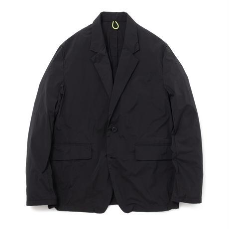 """SANDINISTA """"Autumn Stretch Jacket"""" / サンディニスタ """"セットアップストレッチジャケット"""" (ブラック)"""