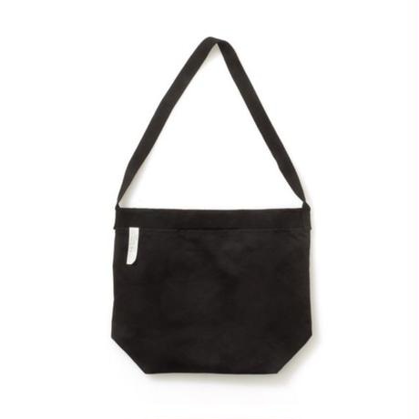 "SANDINISTA ""Chino Daily Shoulder Bag / サンディニスタ ""チノショルダーバッグ"" (ブラック)"