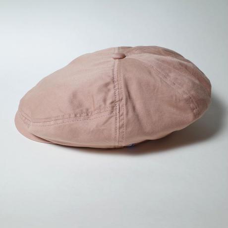"""bocodeco """"Cotton Hunting Cap"""" / ボコデコ""""コットンハンチング"""" (ピンク)"""