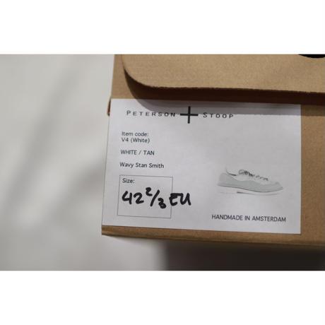PETERSON+STOOP  V4 white (27CM)