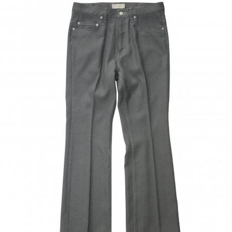 JieDa  FLARE PANTS(Gray) jie-STD-PT06