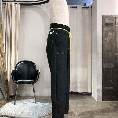 elephant TRIBAL fabrics./eS-SP1906  Cut of pocket Pants