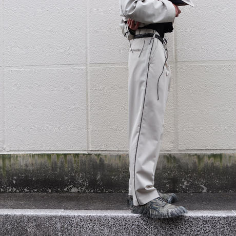doublet   BIG STITCH TROUSERS 21SS03PT141