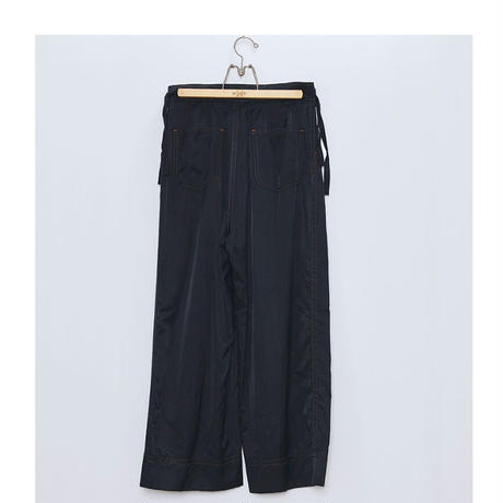 MASU  RIBBON WIDE TROUSERS MFSS-PT0421