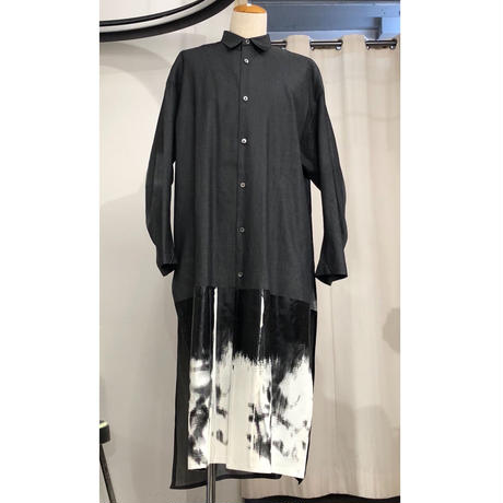 SHINYA KOZUKA COATISH SHIRT | 1902SK18
