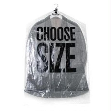 doublet / 2D PACKAGE 3D CUTTING JACKET SAY SLOGAN