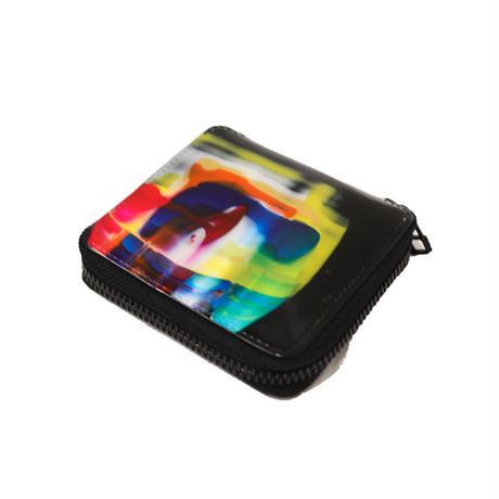 macromauro  paint wallet Black