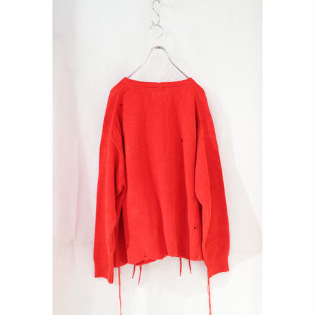 doublet  FLOWER CORSAGE CARDIGAN 21SS40KN48