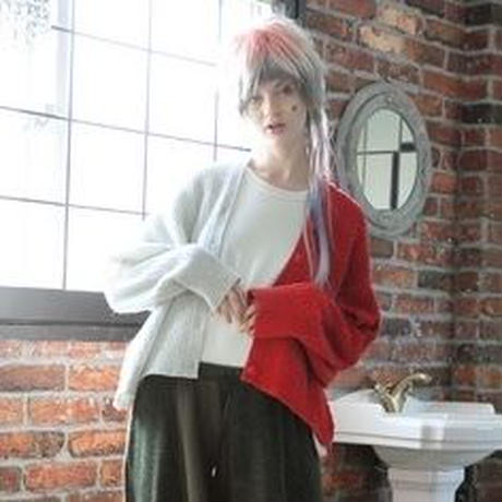 bed side drama 3P カーディガン | bsd19AW-18